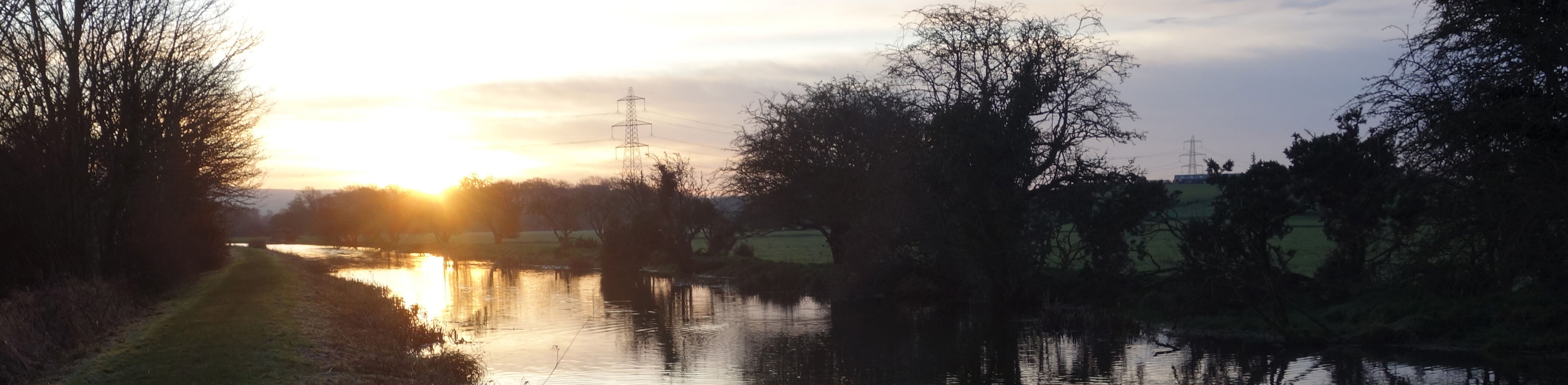 Glasson canal