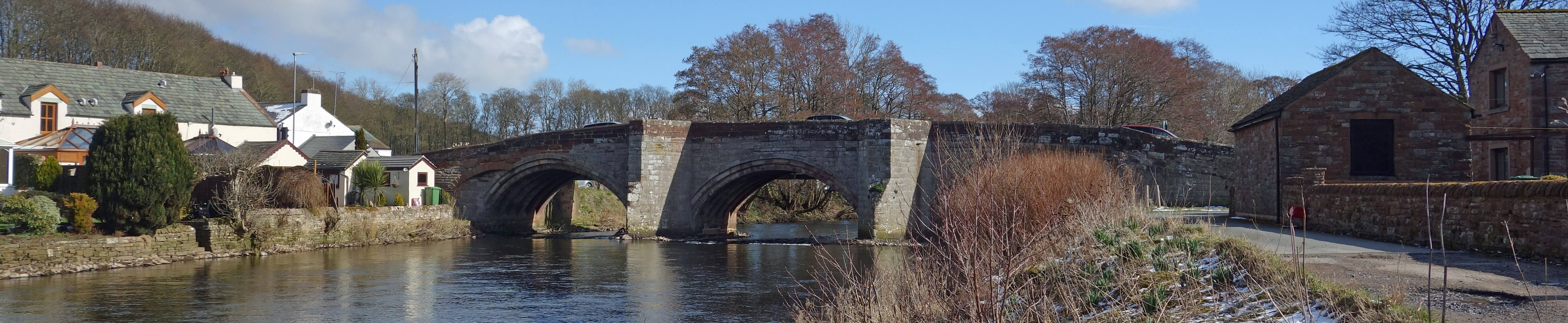 Eamont Bridge